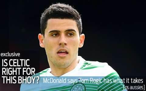 McDonald: Rogic can crack Celtic