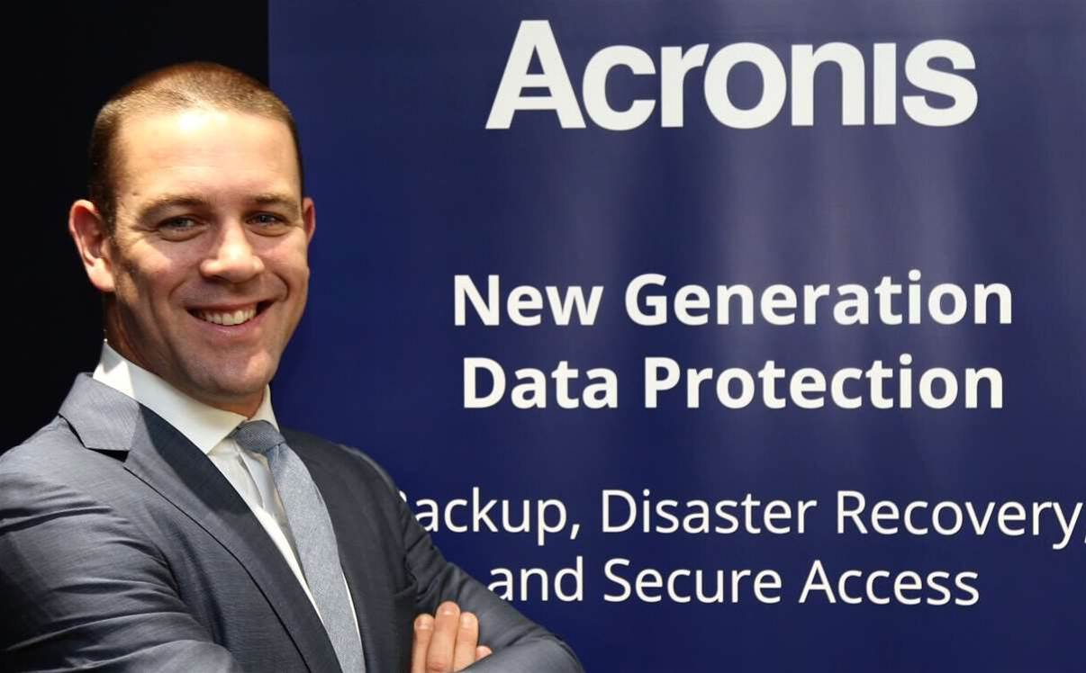 Acronis appoints new ANZ boss