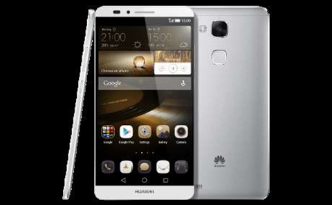 Huawei launches smartphone with 6-inch HD screen