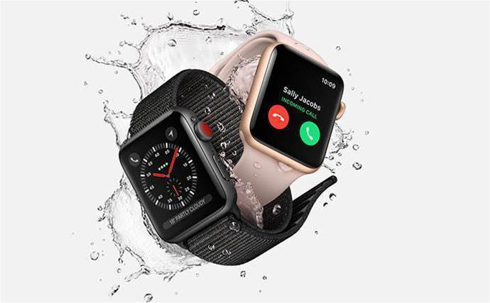 Apple admits connectivity glitch in cellular smartwatch