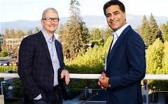 Apple strikes Deloitte partnership, similar to IBM deal