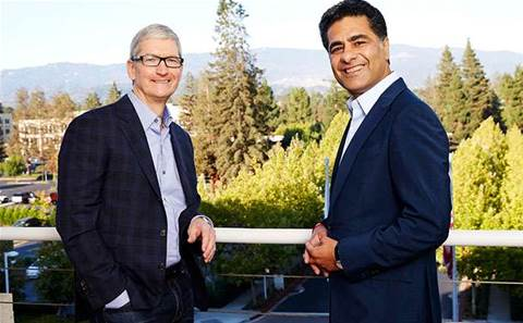 Apple strikes Deloitte partnership, similar to IBM deal