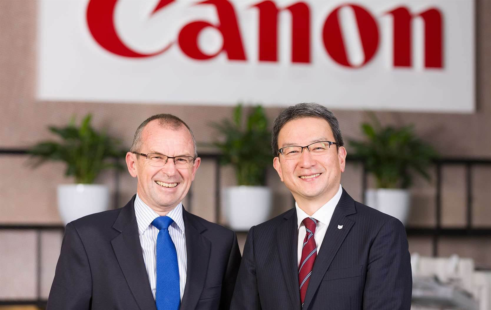 Canon acquires Sydney managed service outfit Converga