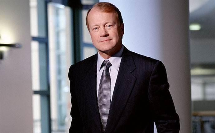 John Chambers to step down as Cisco chairman