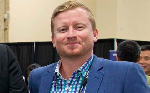 David Barclay departs Data#3 for VMware role