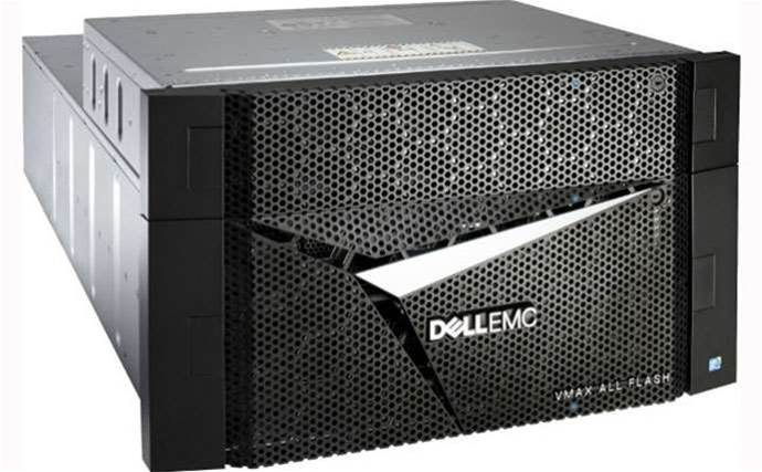 Dell EMC launches VMAX flash for midmarket customers