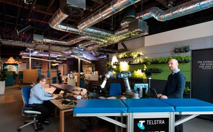 Telstra opens software skunkworks in Melbourne