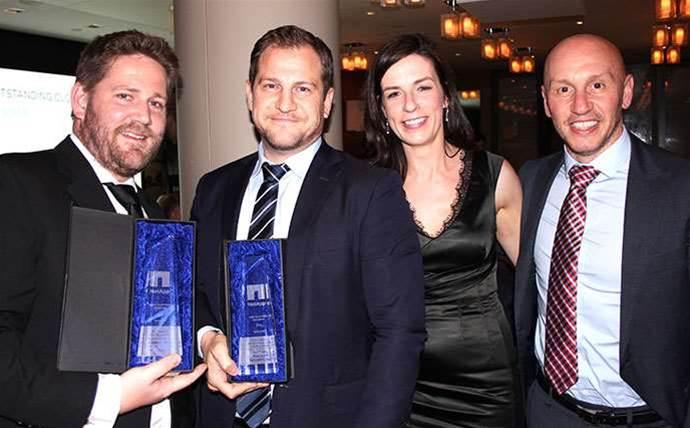 DiData, Westcon, VMtech win NetApp gold in Sydney