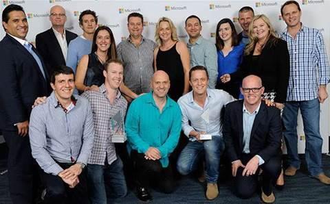 Aussies smash global Microsoft awards
