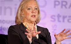 Hewlett Packard's Whitman on hyper-converged, Dell-EMC and Trump