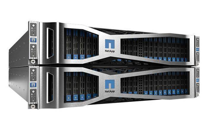 NetApp finally enters hyperconverged market