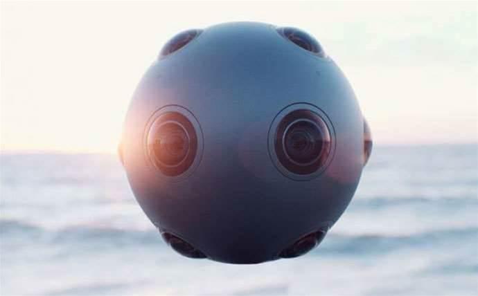 Nokia's VR camera will cost $60,000
