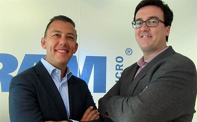 Ingram Micro hires global cloud VP Richard Dufty as distributor tops 13 million cloud seats