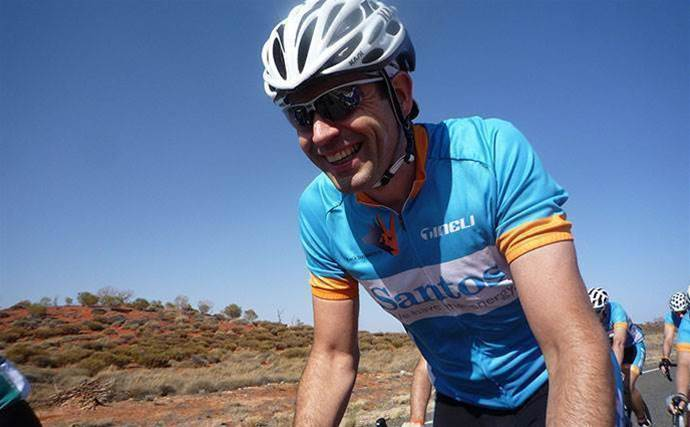 IT leaders cycle from Perth to Broome for mental health