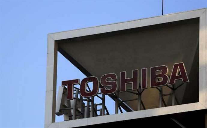 Toshiba in $7.7 billion asset sale