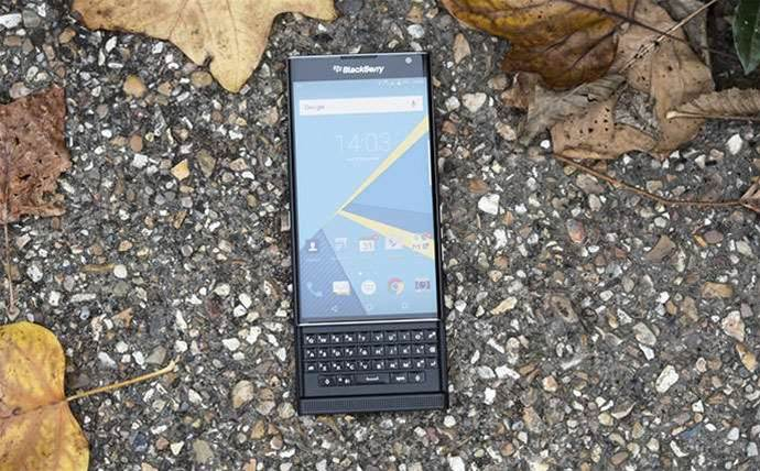 Review: BlackBerry's first Android phone