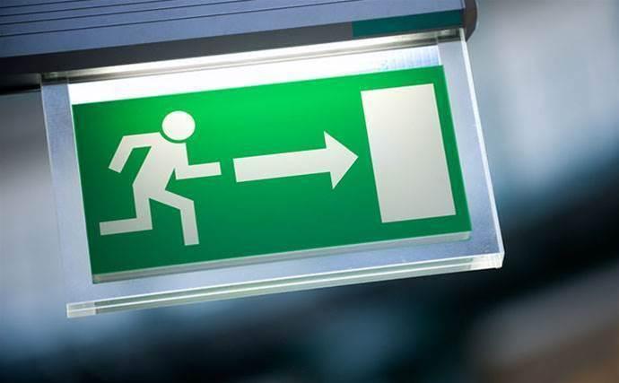 Top Fuji Xerox Australia salesman quits