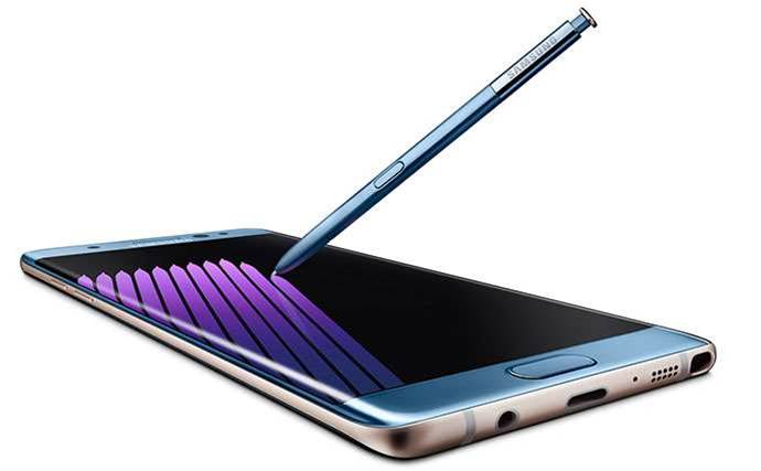 Samsung replacing Galaxy Note7 handsets following recall