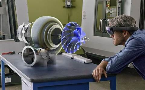 Microsoft now selling HoloLens to any American with $3000 to spare