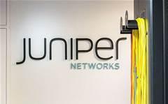 Faulty clock signal component also hits Juniper Networks