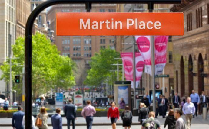 Sydney's Martin Place now tech hub for Amazon, LinkedIn and more