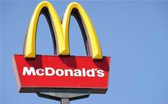 Telstra lands $90m networking deal with McDonald's