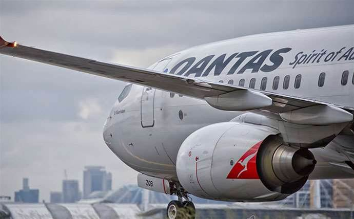 Qantas to start NBN satellite trial next month