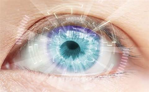 Samsung eyes up augmented reality contact lenses