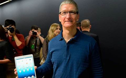 Apple CEO Tim Cook stays firm on privacy