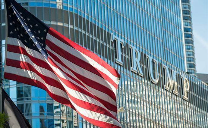 Data breach hits 14 Trump Hotels