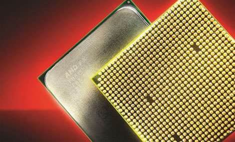 AMD back in the black, but PC division shrinks 15%