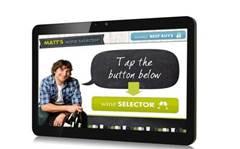 Apple aims iPad at retail