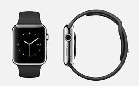Apple enters wearables with 'Watch' launch