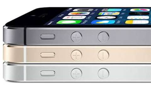 Apple admits to iPhone 5s bad batch