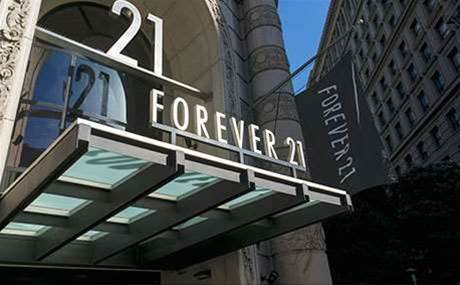 Forever 21 targeted in software piracy lawsuit