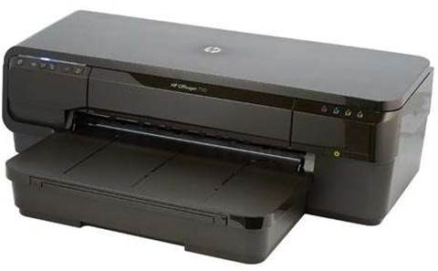 Review: HP OfficeJet 7110