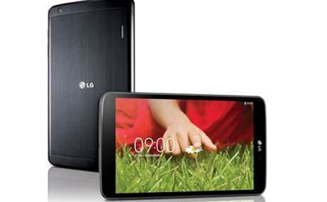 LG to enter tablet market