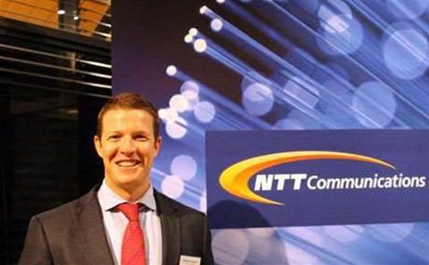 NTT to ramp up Australian presence