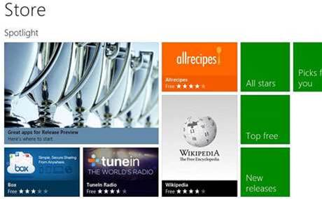 Microsoft could merge Windows with Phone app store