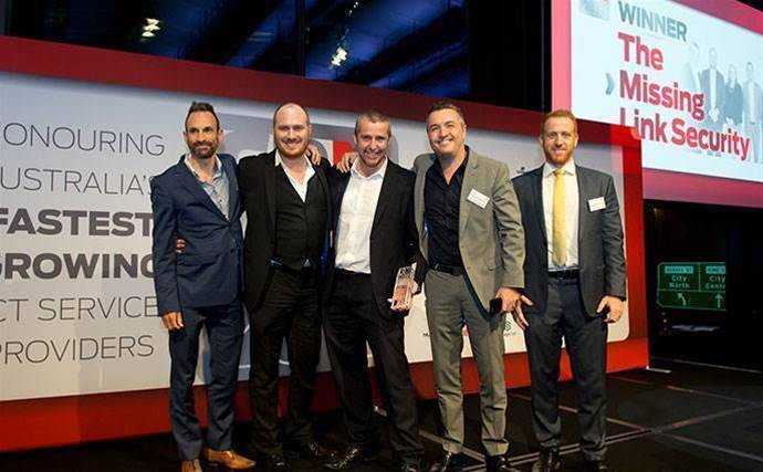 The Missing Link Security, EFEX and Araza top 2016 CRN Fast50