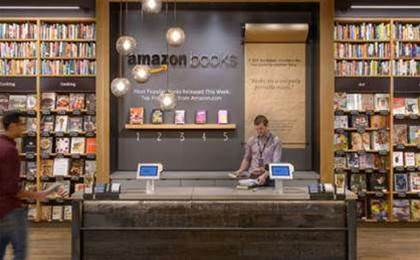 Amazon will open up to 400 bookstores: report