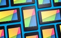 Aussie retailers stock 4G Nexus 7 tablet