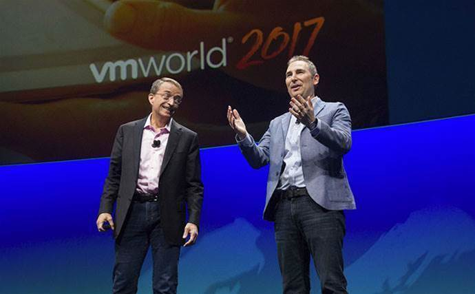 Pricing revealed for VMware Cloud on AWS