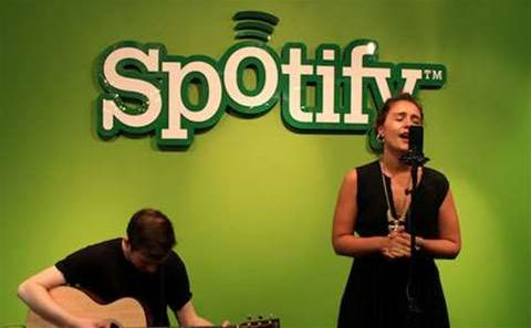 Spotify music now free on smartphones