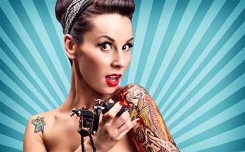 Motorola patents temporary tattoo as microphone