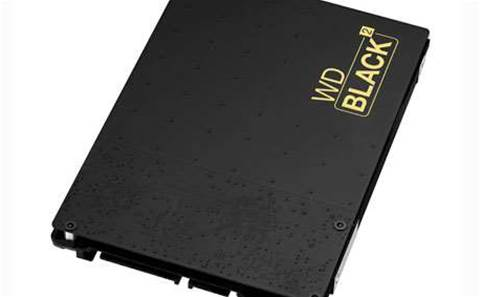 Western Digital fuses full SSD with full HDD