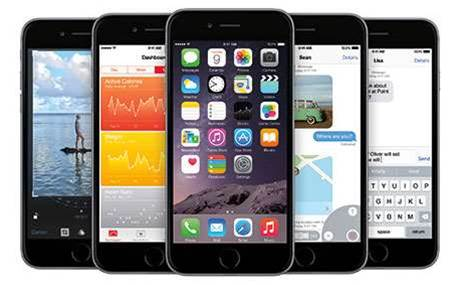 Apple slaps down Google with iOS 8 privacy pledge