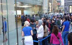 Apple faithful line pavements for latest iPhone
