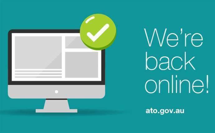 Outage strikes the Australian Taxation Office again