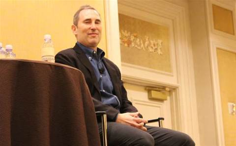 "AWS CEO Andy Jassy says VMware partnership will eliminate ""binary decision"" of hybrid cloud"